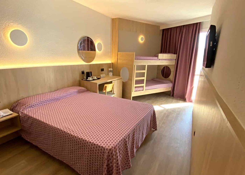 Room refurbishments at Club MAC Alcudia – find out what's new