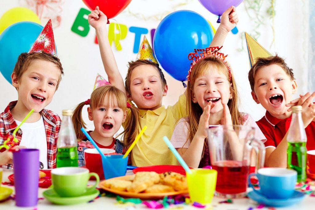 Kids at Club MAC