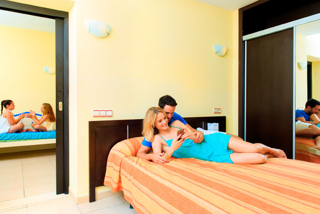 Choose the best room for your holiday at Club MAC Alcudia